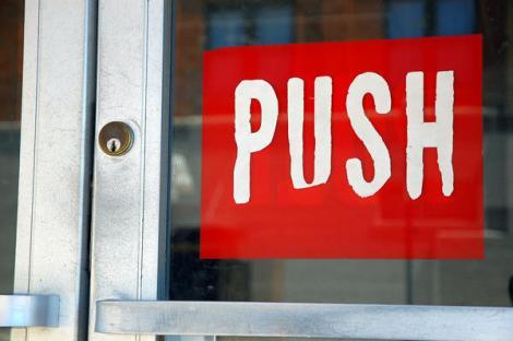 push-door