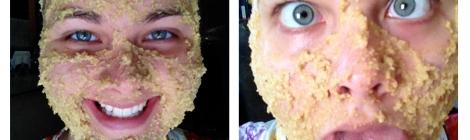 honey-mask
